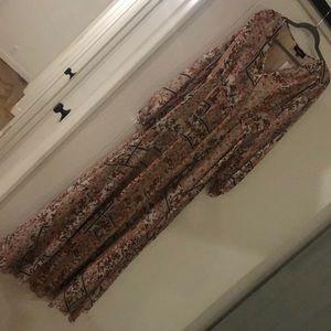 Beautiful Maxi Long Sleeve Dress